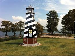 Decorative Lighthouses For In Home Use Wooden Lighthouses Lawn Decoration Poly Lighthouse