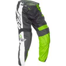 green motocross boots fly f 16 kids racewear package gear set green mx off road
