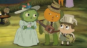 Over the Garden Wall Season 1 (2014)