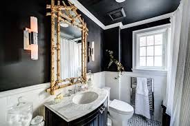 Beige And Black Bathroom Ideas 20 Exquisite Bathrooms That Unleash The Beauty Of Black