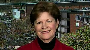 New Hampshire Senator Shaheen
