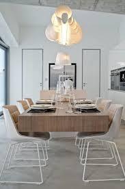 interior shiny modern light fixtures enhancing contemporary room