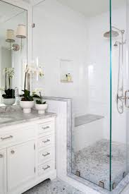 Shower Tile Ideas Small Bathrooms by Top 25 Best Shower Bathroom Ideas On Pinterest Master Bathroom
