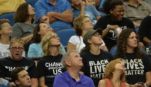target july black friday minnesota lynx fans wear black in support of players u0027 stand