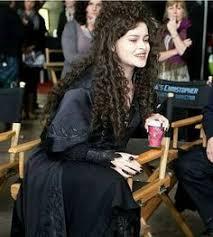 Bellatrix Lestrange Halloween Costume Helena Bonham Carter Harry Potter Helena Bonham Carter