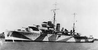 HMAS Yarra (U77)