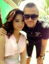 Diego Michiels dan Nikita Willy pacaran