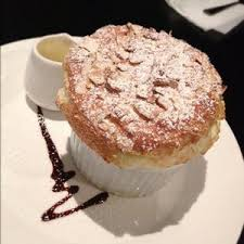 Almonds souffle By Chef Shireen Anwar