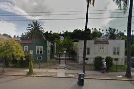 echo park bungalow court named a la landmark curbed la