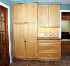 kitchen pantry cabinets freestanding standalone u2014 new interior