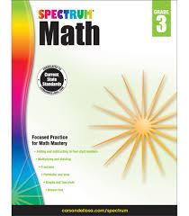 spectrum math workbook grade 3 lesson plans pinterest math