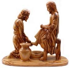 Olive wood art