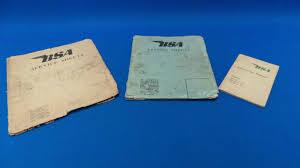 100 bsa c12 repair manual old radio information bsa a10 bsa