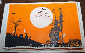 Halloween Cakes Easy by Easy Halloween Sheet Cakes U2013 Festival Collections