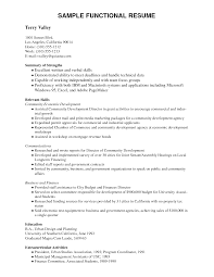Resume Sample For Long Term Employment by Resume Samples Pdf Berathen Com