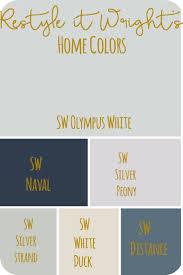 Color Swatches Paint by 25 Best Coastal Color Palettes Ideas On Pinterest Coastal