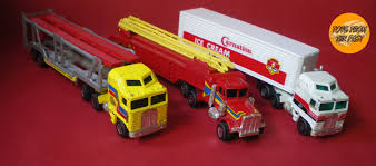 kenworth truck models toys from the past 189 guisval u2013 kenworth w900 u0026 k100 trucks