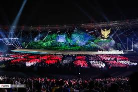 2018 Asian Games opening ceremony