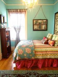 Best Colorful Eclectic Home Images On Pinterest Home - Colorful bedroom design ideas