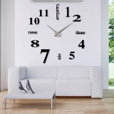 secure your large wall clocks contemporary u2014 contemporary