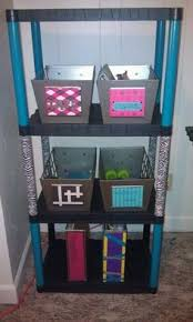 Home Depot Plastic Shelving by Biglots Contact Paper On Two 10 4 Tier Plastic Shelves In My