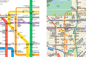 Subway Nyc Map by The New York City Subway Map Redesigned U2013 Tommi Moilanen U2013 Medium