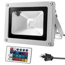 Wall Light With Plug Best Led Flood Lights Recommended For Safety
