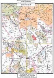 Map Az Morgan Ranch Maps Graham County Az