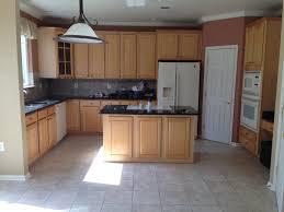 kitchen dark floor light cabinets images incredible home design