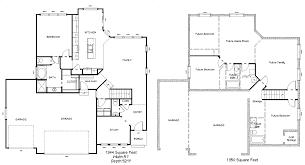 2017 new ramblers jordahl custom homes rambler floor plans crtable
