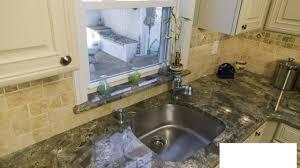 granite countertop organising kitchen cabinets stainless steel