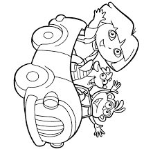 thanksgiving coloring books dora the explorer thanksgiving coloring pages olegandreev me