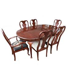 Thomasville Dining Room Chairs by Winston Court