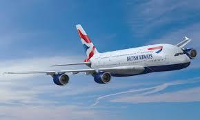 british airways begins airbus a380 flights to singapore