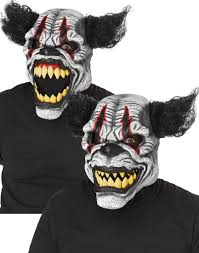 ani motion scary last laugh the clown mask costume craze