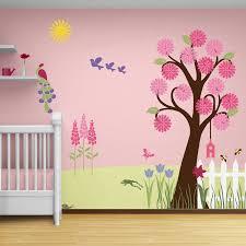Childrens Bedroom Wallpaper Ideas Home Decor UK - Girls bedroom wallpaper ideas