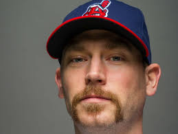 John Axford #44 of the Cleveland Indians poses for a portrait at Goodyear Ballpark on February 24, 2014 in Goodyear, Arizona. (Photo by Rob Tringali/Getty ... - John%2520Axford%2520Indians_1393944571755_3279575_ver1.0_640_480