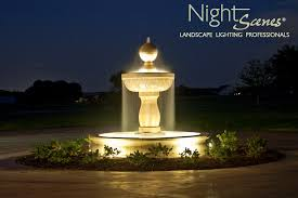 Landscaping Lights Led by Aolp Award Winning Water Feature Lighting Led Outdoor Landscape