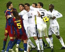Liga Spanyol  - Xavi: Pemain Madrid tidak sportif