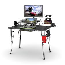 Computer Desks Black by Gaming Desk