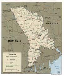 Former Soviet Union Map Psci 3440 Maps