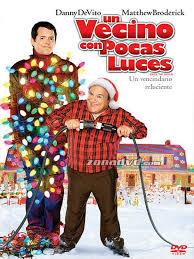 Un Vecino Con Pocas Luces (AKA Una Navidad Muy Prendida)