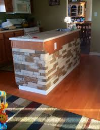 Kitchen Island Electrical Outlet Using Air Stone In The Kitchen