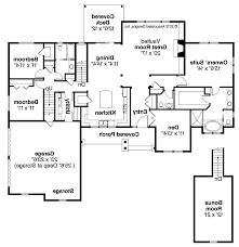 l shaped ranch house floor plans