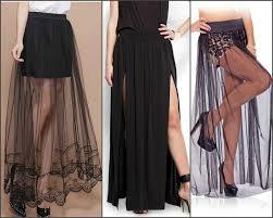 Как украсить юбку?