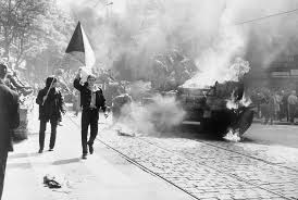Warsaw Pact invasion of Czechoslovakia