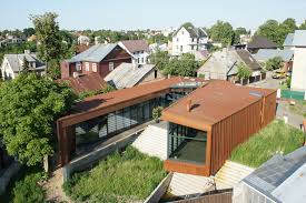 House Architectural Family House Architectural Bureau G Natkevicius U0026 Partners
