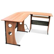 Gaming Corner Desk by Tinxs Furniture Corner Office Desk Computer Pc Table L Shaped Home
