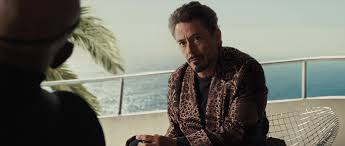 image tony stark iron man 2 dressing gown jpg marvel cinematic