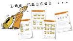 Maths - Mesure : les masses - Bout de gomme
